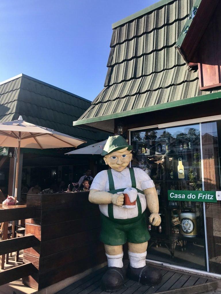Casa do Fritz - onde comer em Penedo