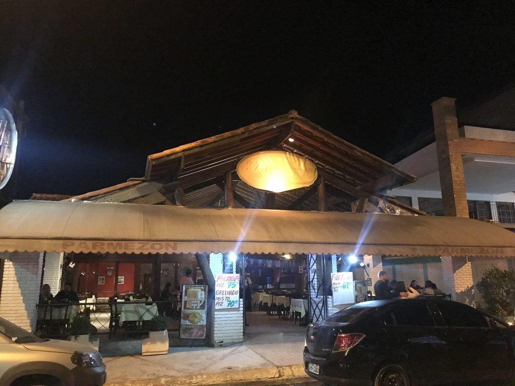 Restaurante Parmezon - Penedo