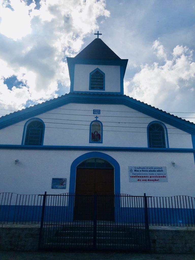 Visconde de Mauá - Igreja de Maromba