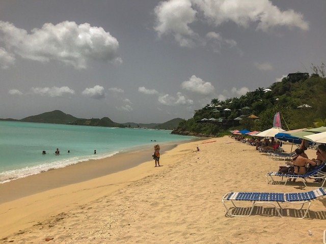 Valley Church Beach - St. John´s - Antigua