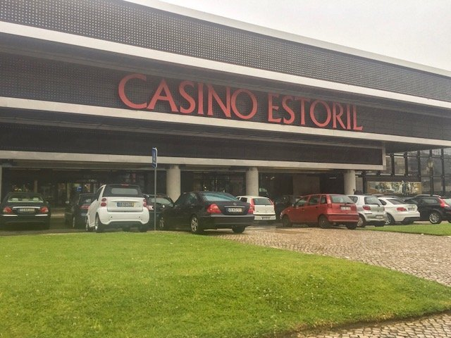 Cascais e Estoril - Casino Estoril