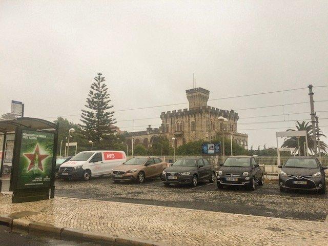 Cascais e Estoril - fortificações