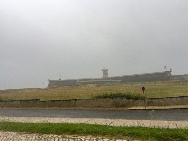 Estoril e suas fortificações na orla