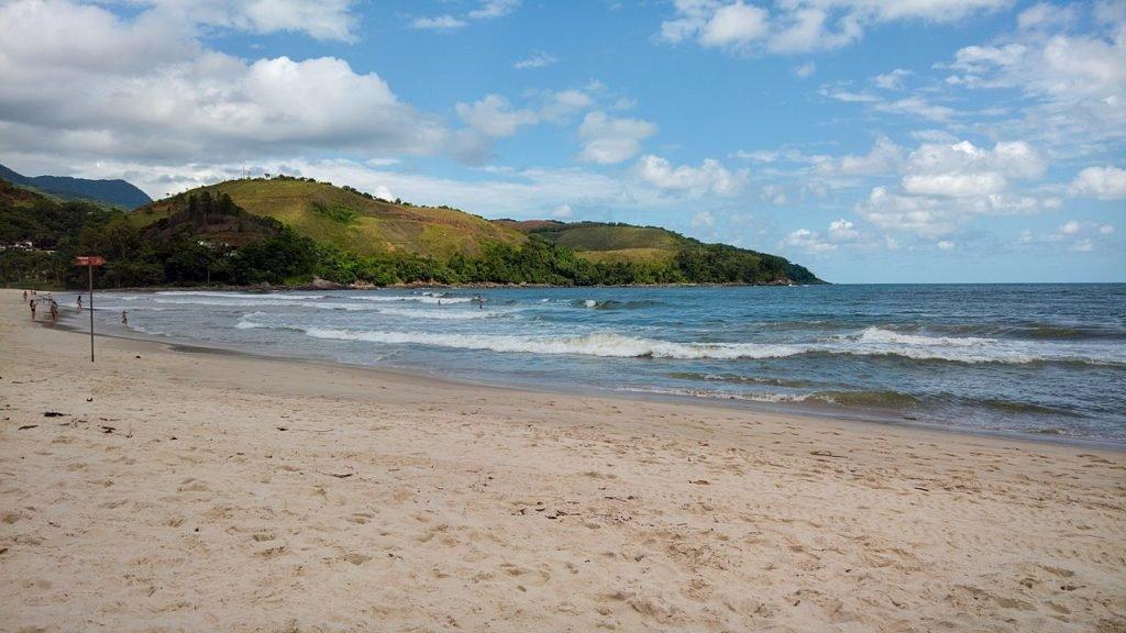 Maresias - praia no litoral norte de SP