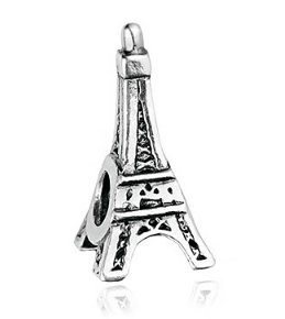 berloque de viagem Torre Eiffel