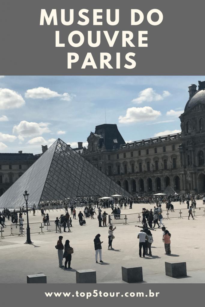 Conhecendo o Museu do Louvre
