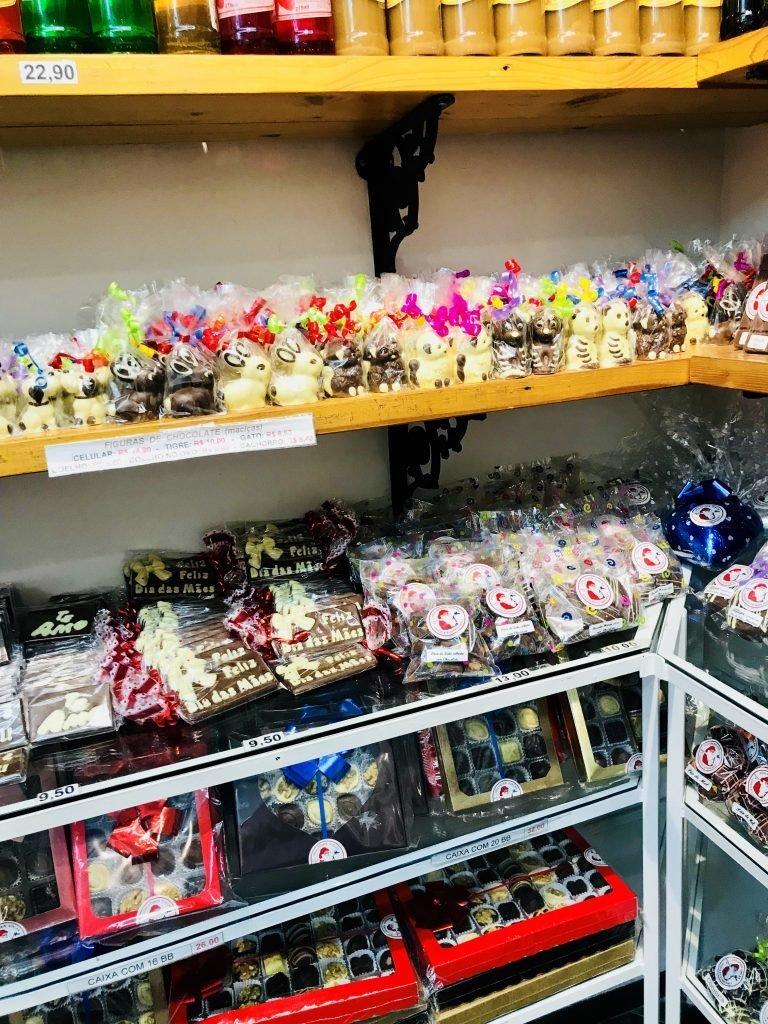 Fábricas de chocolates de Penedo