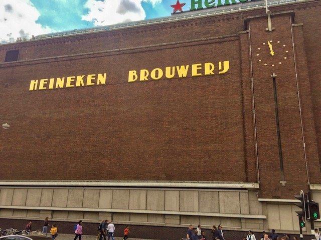 Heineken Experience - dica do que fazer em Amsterdam