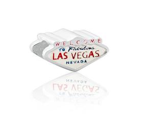 Las Vegas berloque de viagem