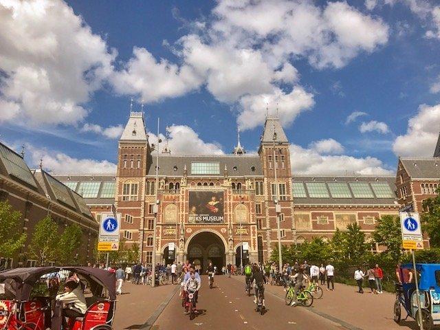 Rijksmuseum - o que fazer em amsterdam