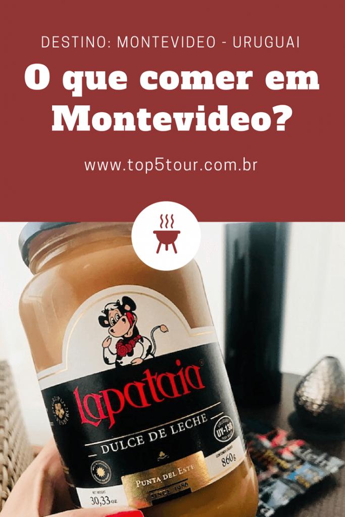 Saiba o que comer em Montevideo