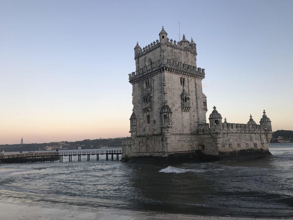 Torre de Belém - Lisboa - berloque de viagem