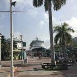 Como funcionam as paradas dos navios de cruzeiro?