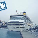 Como funciona o sistema de bagagem nos navios?