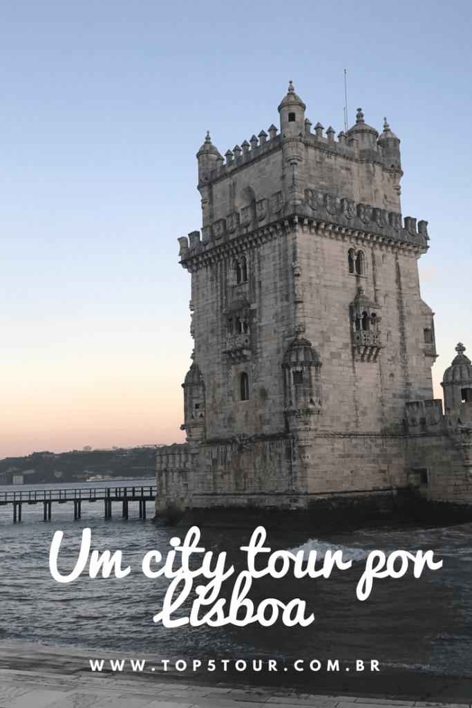 City Tour em Lisboa - Portugal