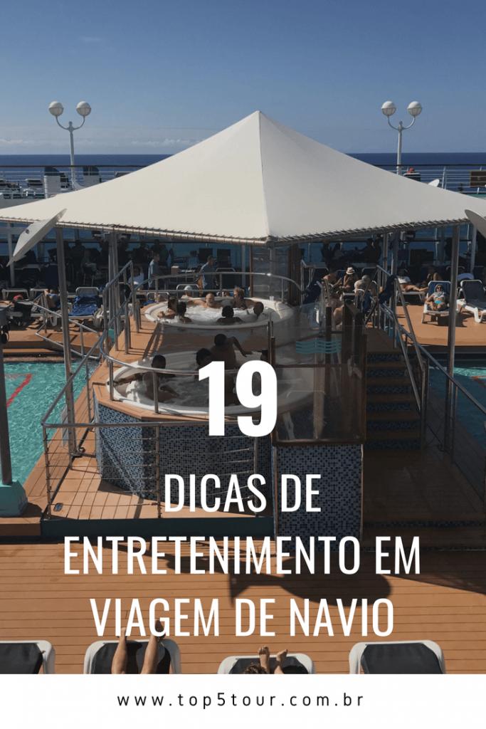 Entretenimento Em Cruzeiro. Confira 19 Dicas