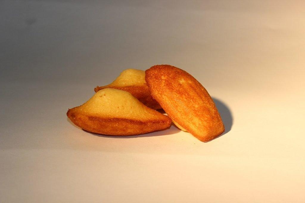 Madeleine - o que comer em Paris