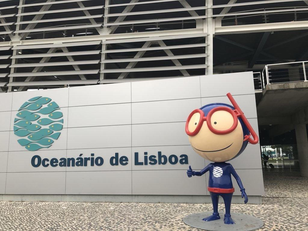 Oceanário de Lisboa - city tour em Lisboa
