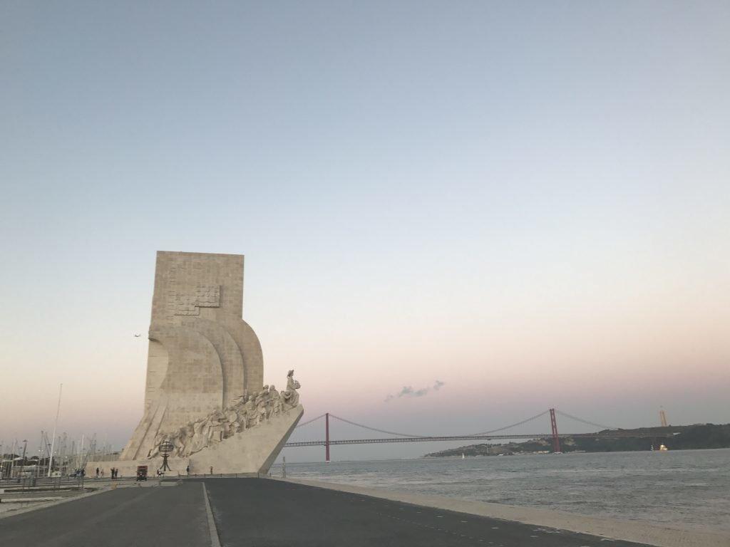 Padrão dos Descobrimentos - city tour em Lisboa