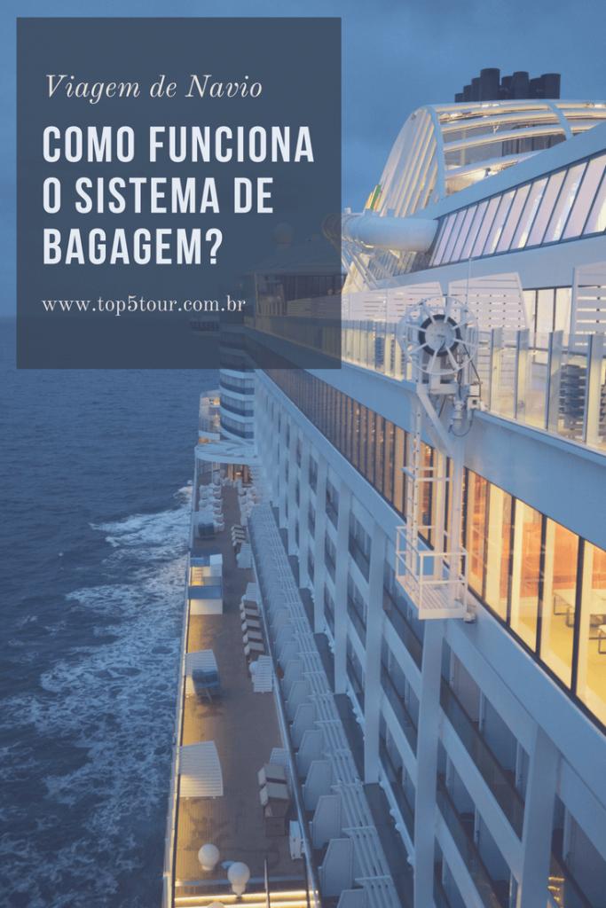 Sistema De Bagagem Nos Navios