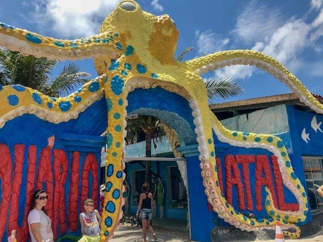 Aquário e Zoológico de Natal - city tour em Natal