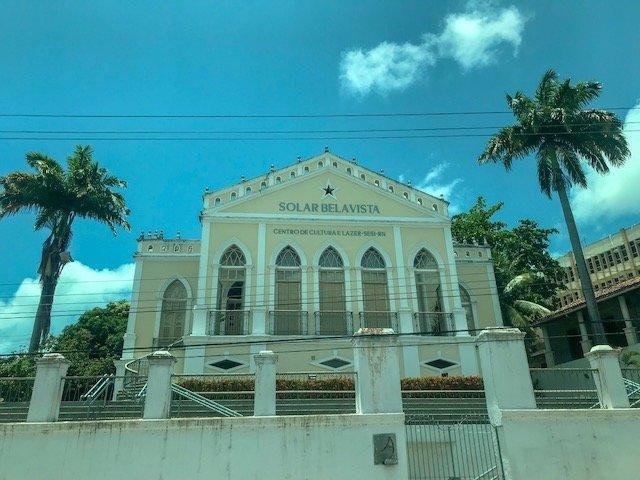Centro de Cultura e Lazer - city tour em Natal