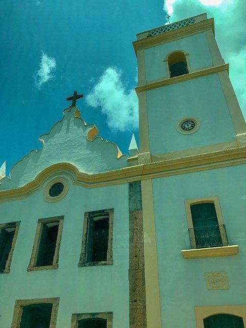 Igreja Nossa Senhora da Apresentação - city tour em Natal