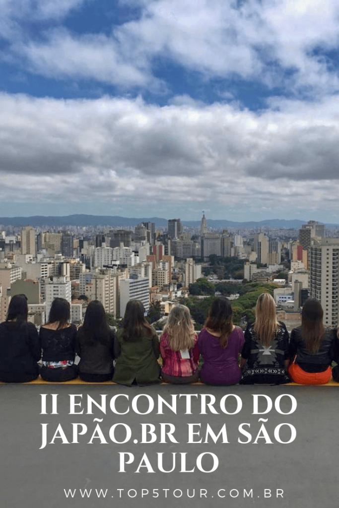 II Encontro Do Japão.br Em São Paulo