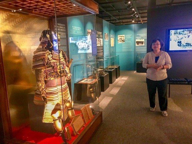 Museu Histórico da Imigração Japonesa - Lídia Yamashita - II encontro do japão.br