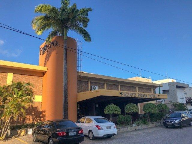 Onde se hospedar em Natal - Pizzato Praia Hotel