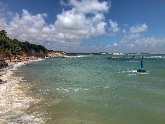 Praia de Pipa - o que fazer em Natal RN