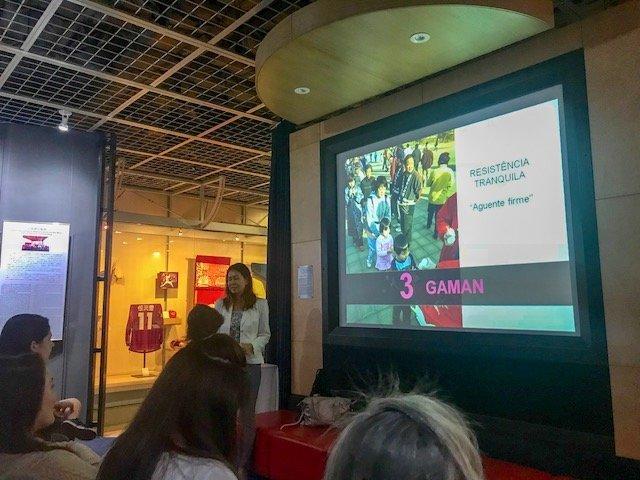 Um pouco da cultura japonesa - Carla Okubo - II encontro do Japão.br