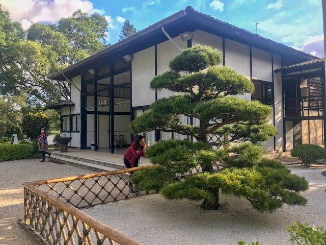 Pavilhão Japonês - cultura japonesa em São Paulo