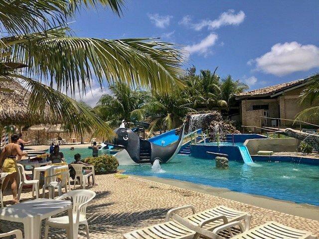 Manoa Beach Park - mergulho nos parrachos de maracajaú