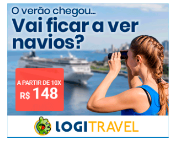 Logitravel banner - comprar viagem de navio diretamente do blog