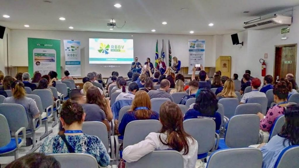 Painel de Mídias Socias - ERBBV 2018