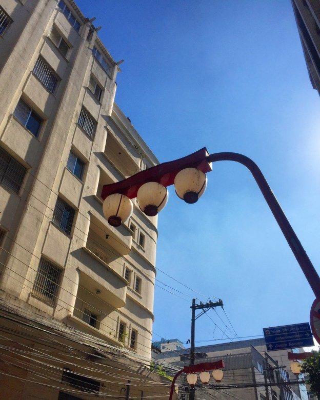Lanternas Suzuranto - Bairro Da Liberdade