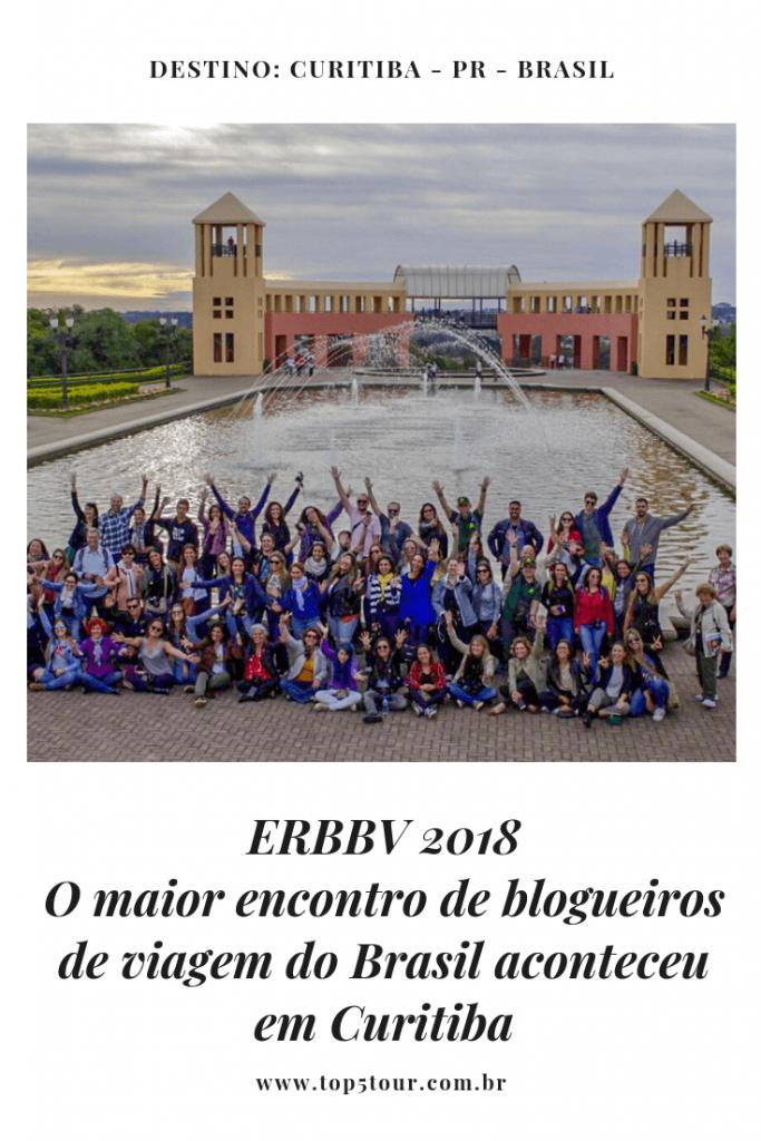 ERBBV 2018 aconteceu em Curitiba