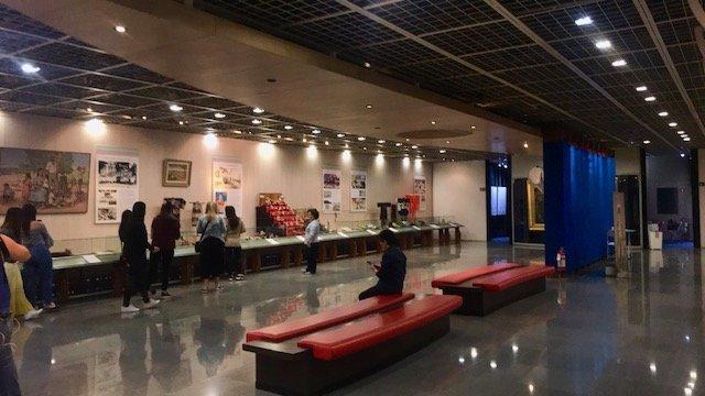 Museu histórico da imigração japonesa - bairro da liberdade