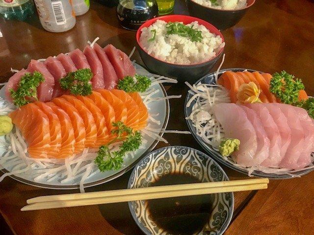Peixaria Mitsugi - bairro da Liberdade