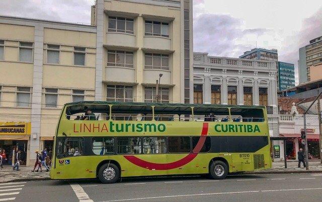 ERBBV 2018 - city tour por Curitiba
