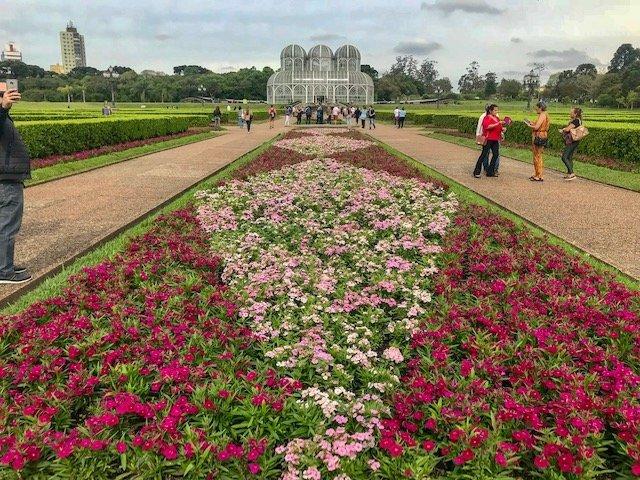 Jardim Botânico de Curitiba - ERBBV 2018