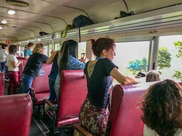 Trem de Morretes a Curitiba
