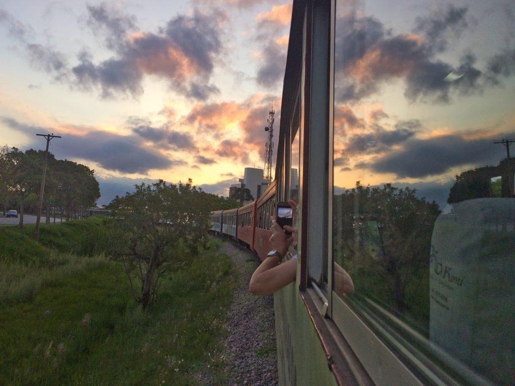 O que fazer em Curitiba - passeio de trem até Morretes