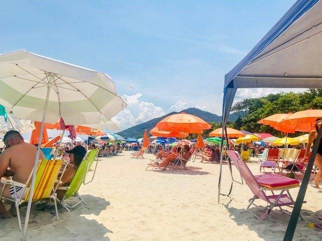 Praia De Juqueí