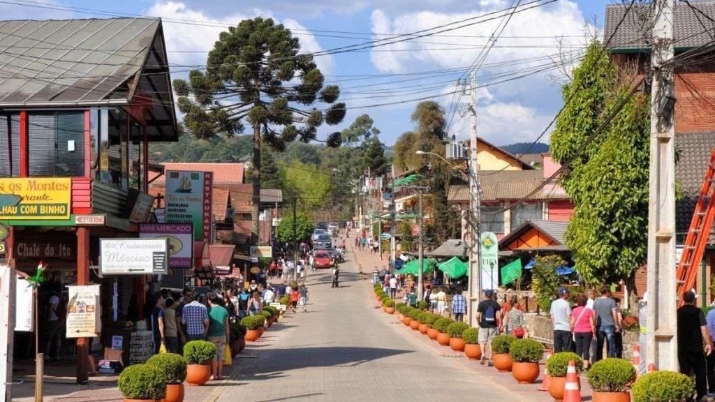 Destino Para Viajar Na Páscoa Monte Verde