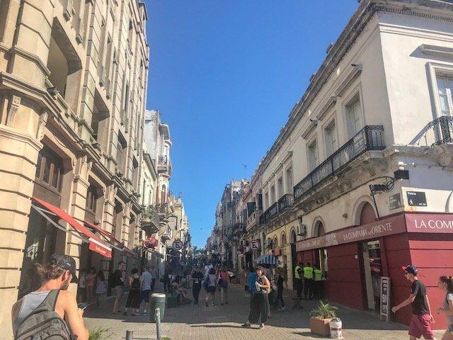 arredores do Mercado do Porto