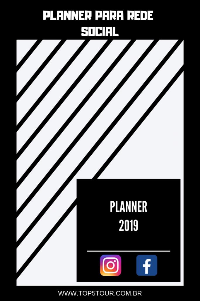 Planner Para Rede Social