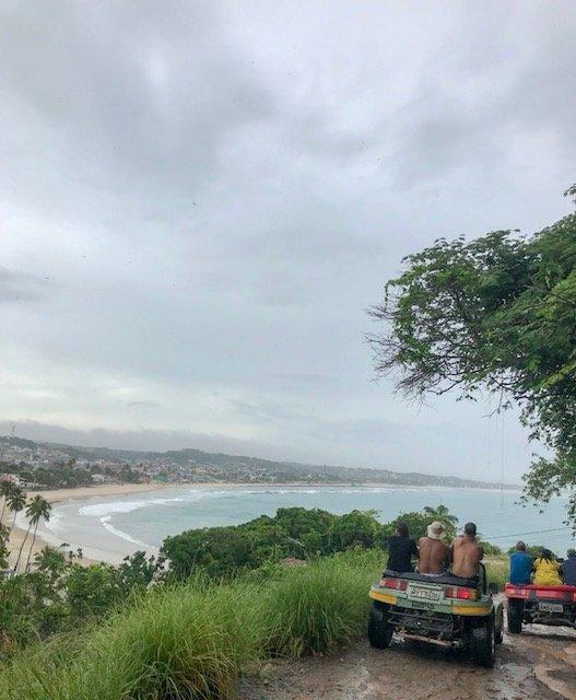 Buggy Em Cabo De Sto Agostinho