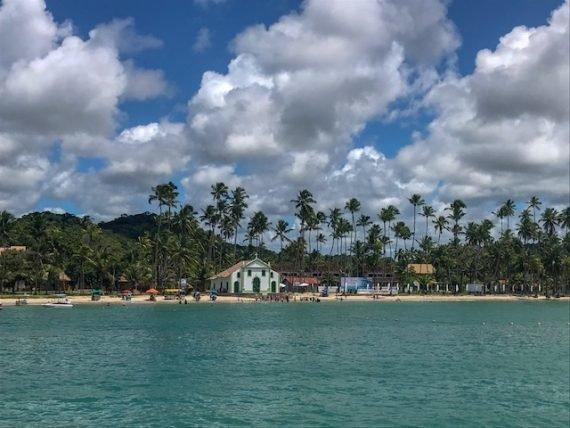 Capela De São Benedito Praia Dos Carneiros